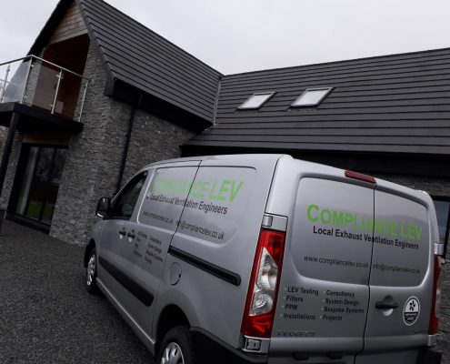 Local Exhaust Ventilation Suppliers in Scotland