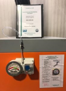 Local Exhaust Ventilation Renfrewshire